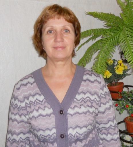 Голофеева Валентина Владимировна — учитель-логопед